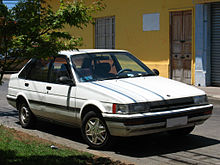 HQ Toyota Sprinter Wallpapers | File 14.32Kb