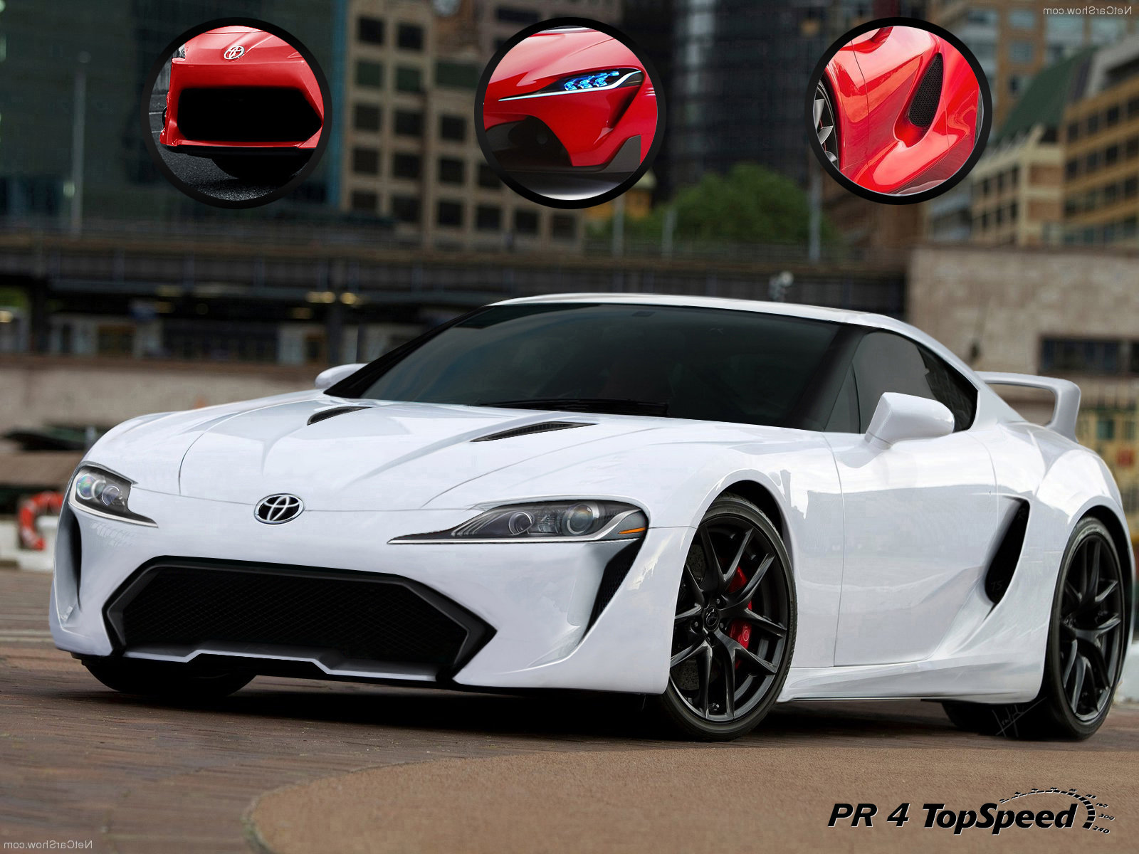 HD Quality Wallpaper | Collection: Vehicles, 1600x1200 Toyota Supra