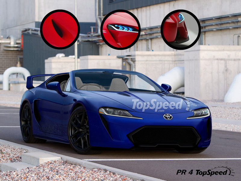 Toyota Supra High Quality Background on Wallpapers Vista