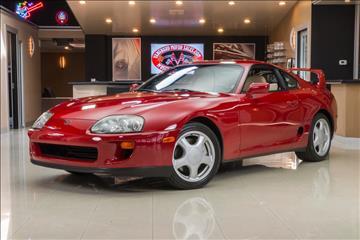 HQ Toyota Supra Wallpapers | File 16.79Kb