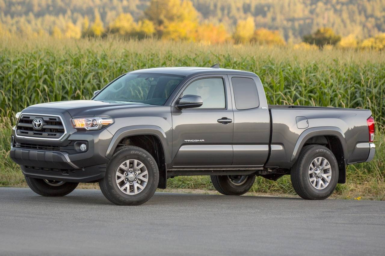 Nice wallpapers Toyota Tacoma 1280x853px