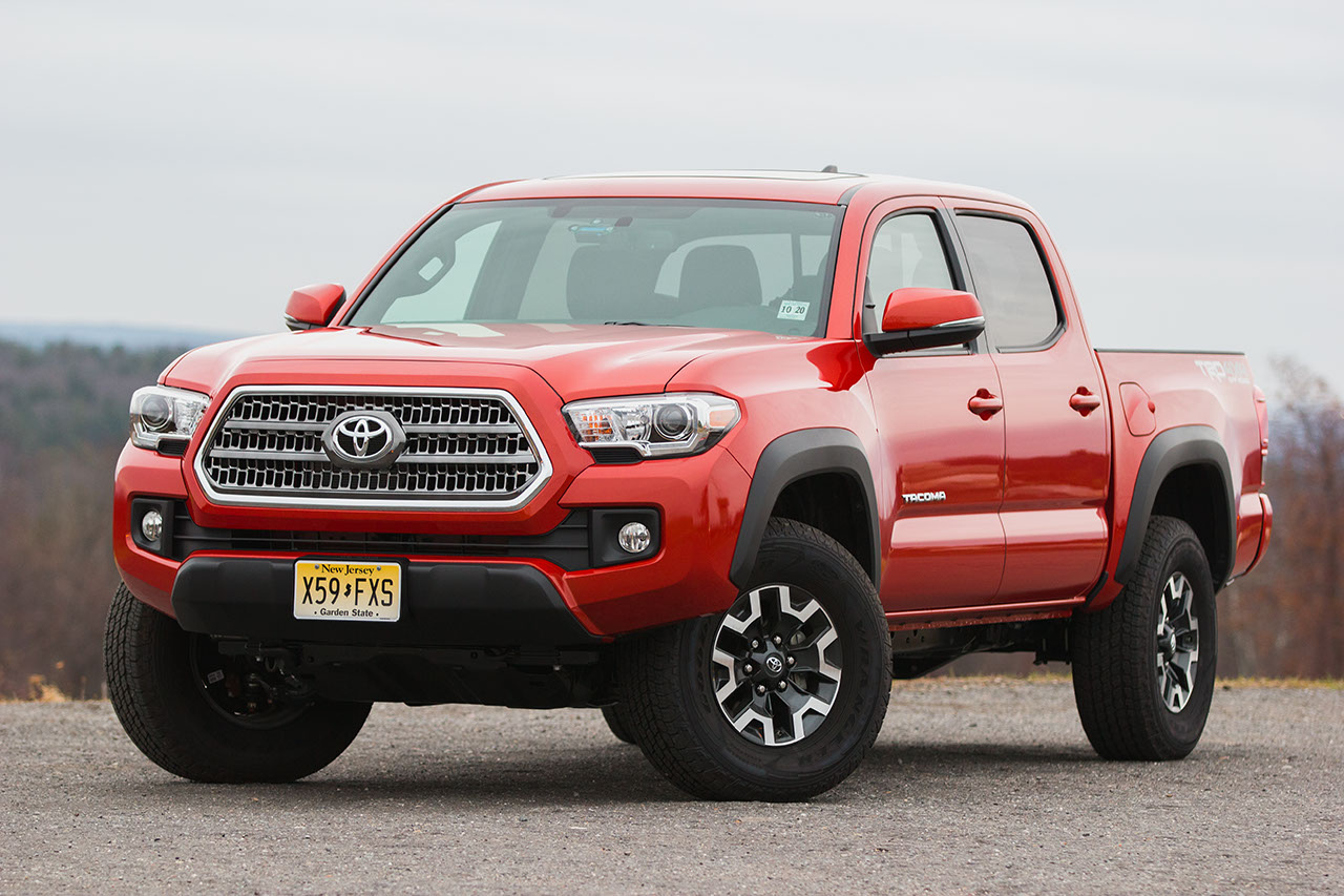 HD Quality Wallpaper | Collection: Vehicles, 1280x853 Toyota Tacoma