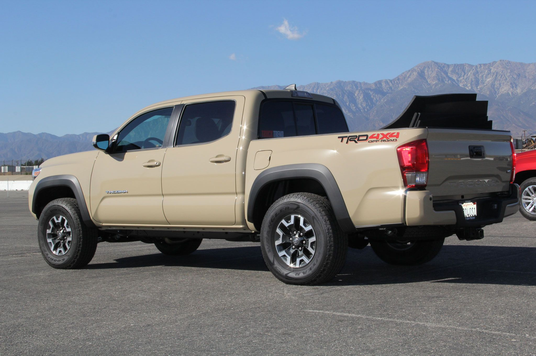 HD Quality Wallpaper | Collection: Vehicles, 2048x1360 Toyota Tacoma