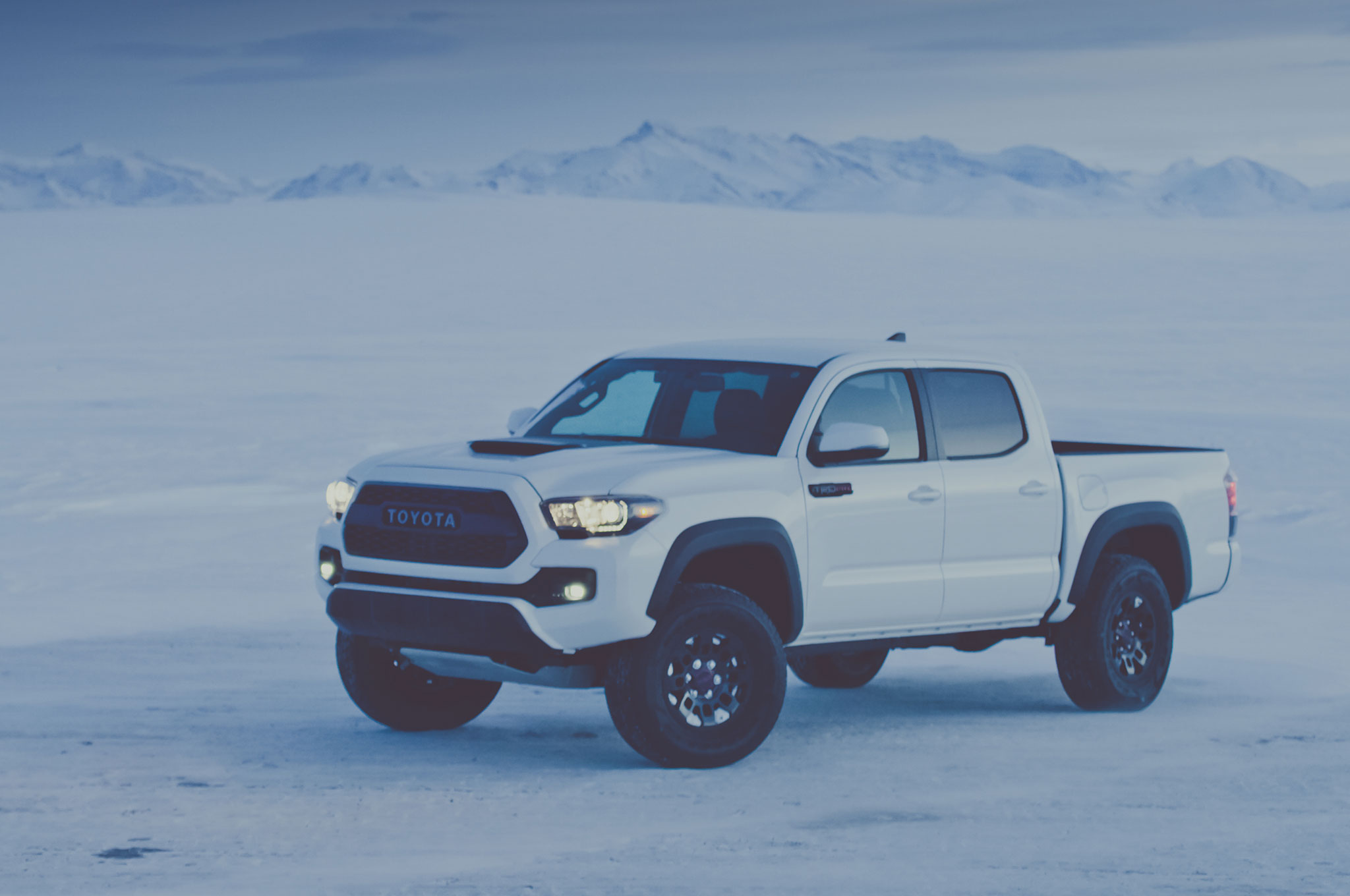 HQ Toyota Tacoma Wallpapers | File 156.4Kb