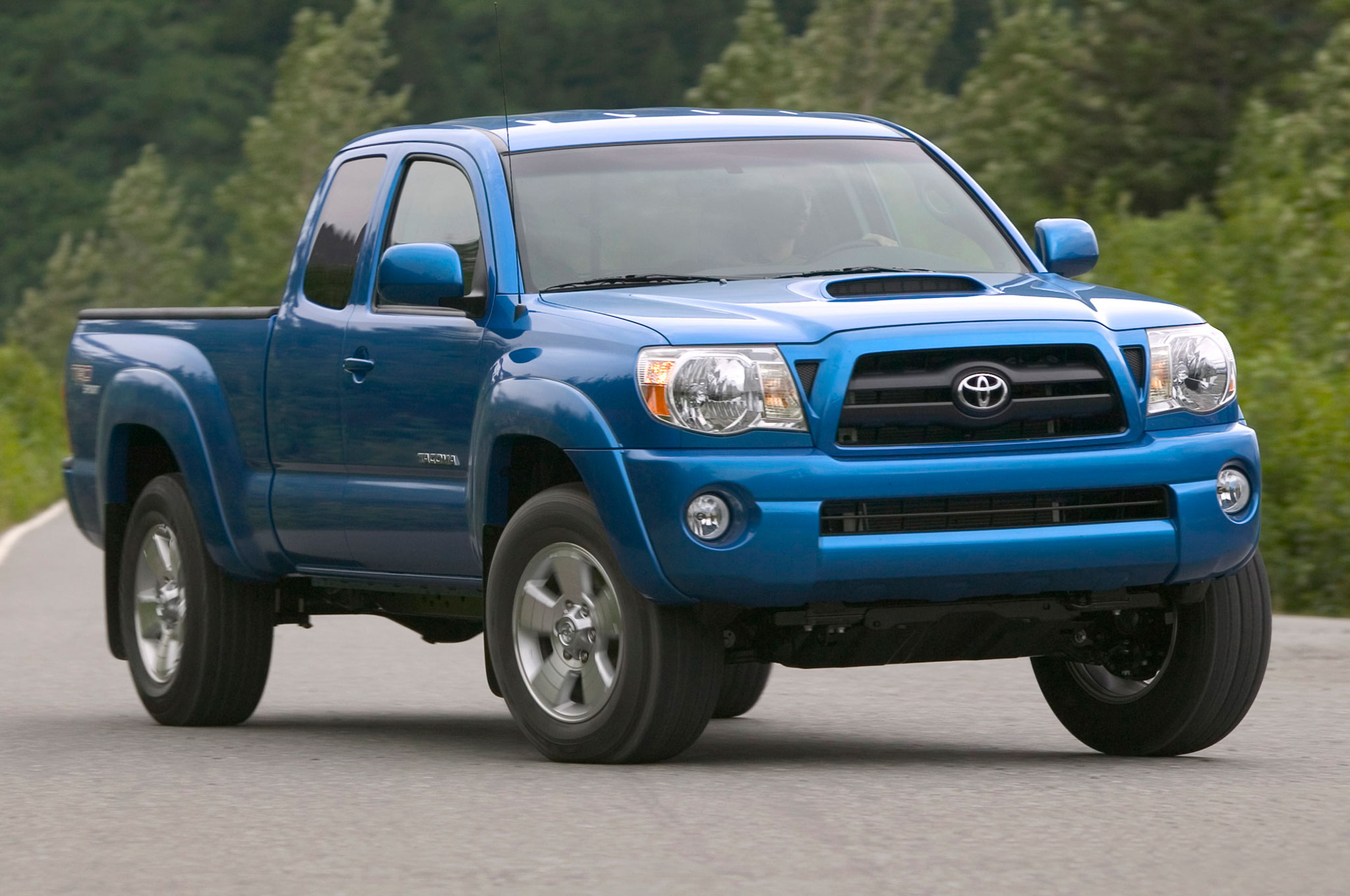 HQ Toyota Tacoma Wallpapers | File 335.63Kb