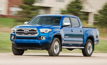 HD Quality Wallpaper | Collection: Vehicles, 429x262 Toyota Tacoma