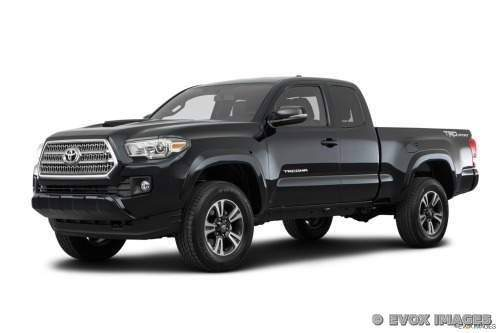 Nice wallpapers Toyota Tacoma 500x333px