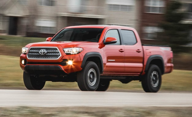 Amazing Toyota Tacoma Pictures & Backgrounds