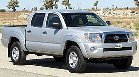 Toyota Tacoma High Quality Background on Wallpapers Vista