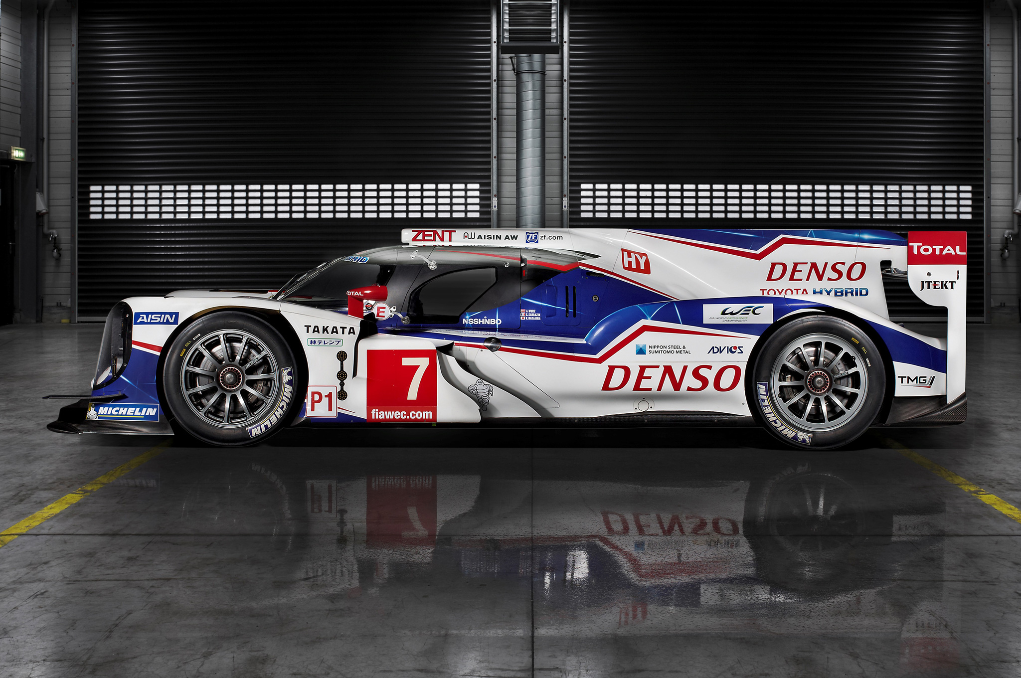 Toyota TS040 Hybrid Backgrounds, Compatible - PC, Mobile, Gadgets| 2048x1360 px