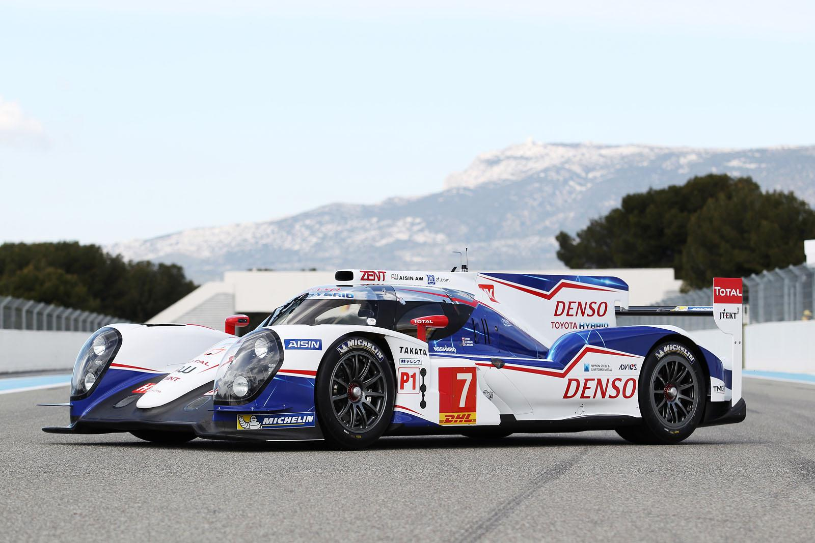 Toyota TS040 Hybrid High Quality Background on Wallpapers Vista
