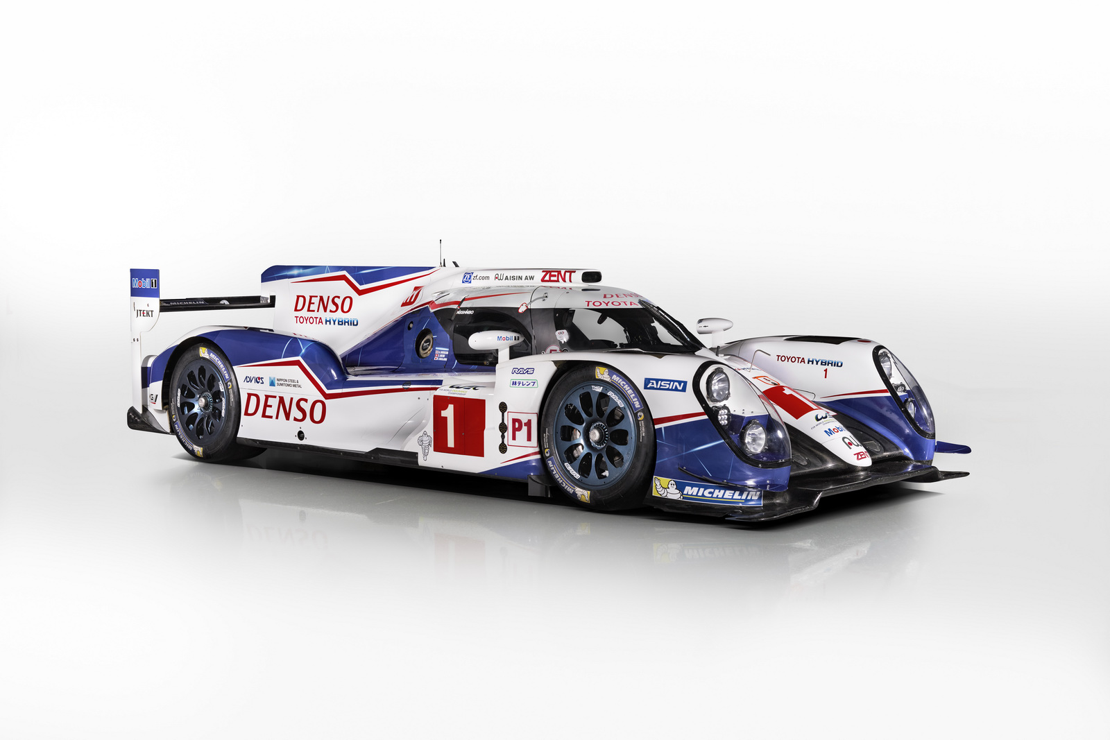 Nice wallpapers Toyota TS040 Hybrid 1600x1067px