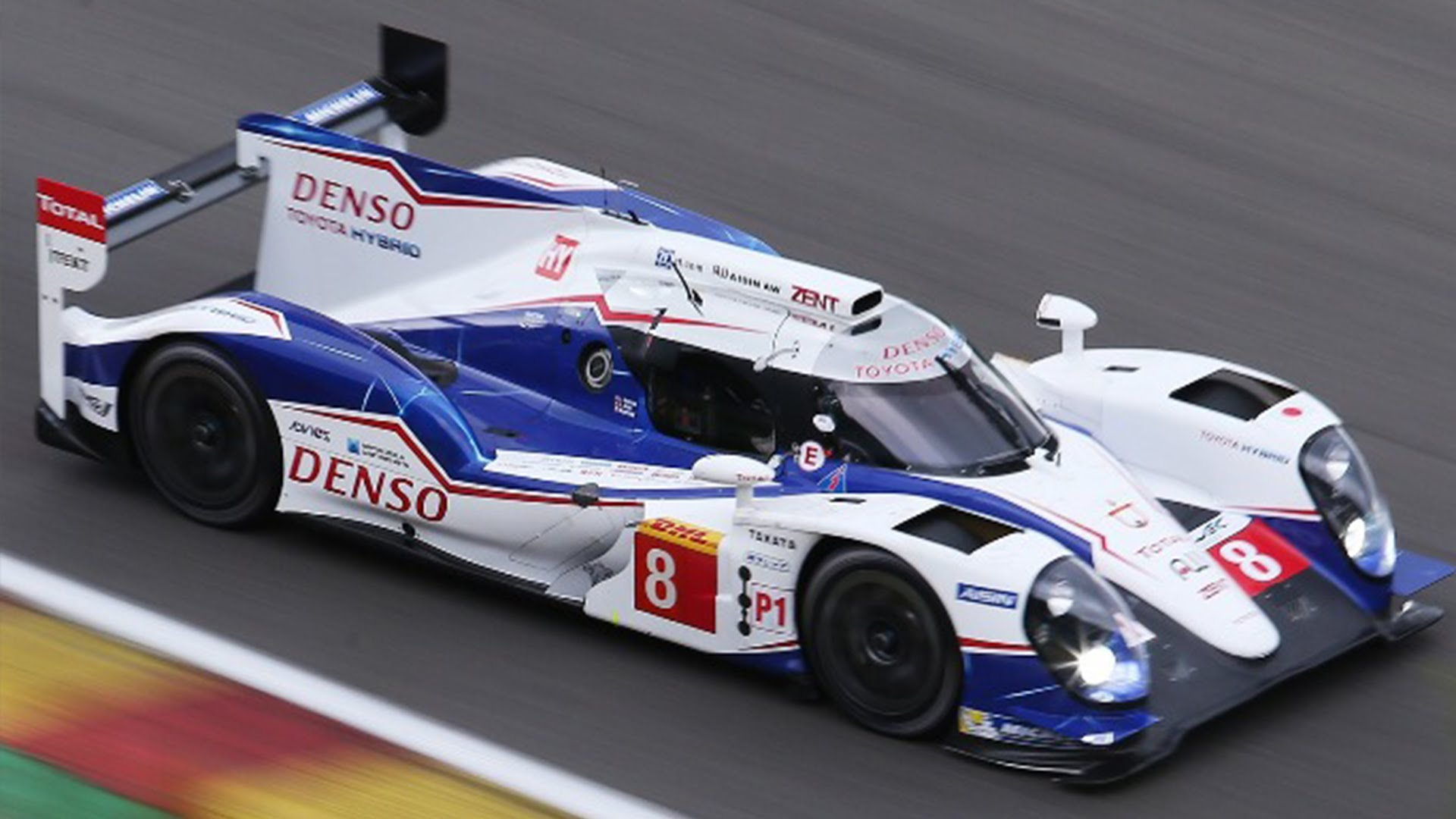 Toyota TS040 Hybrid Pics, Vehicles Collection