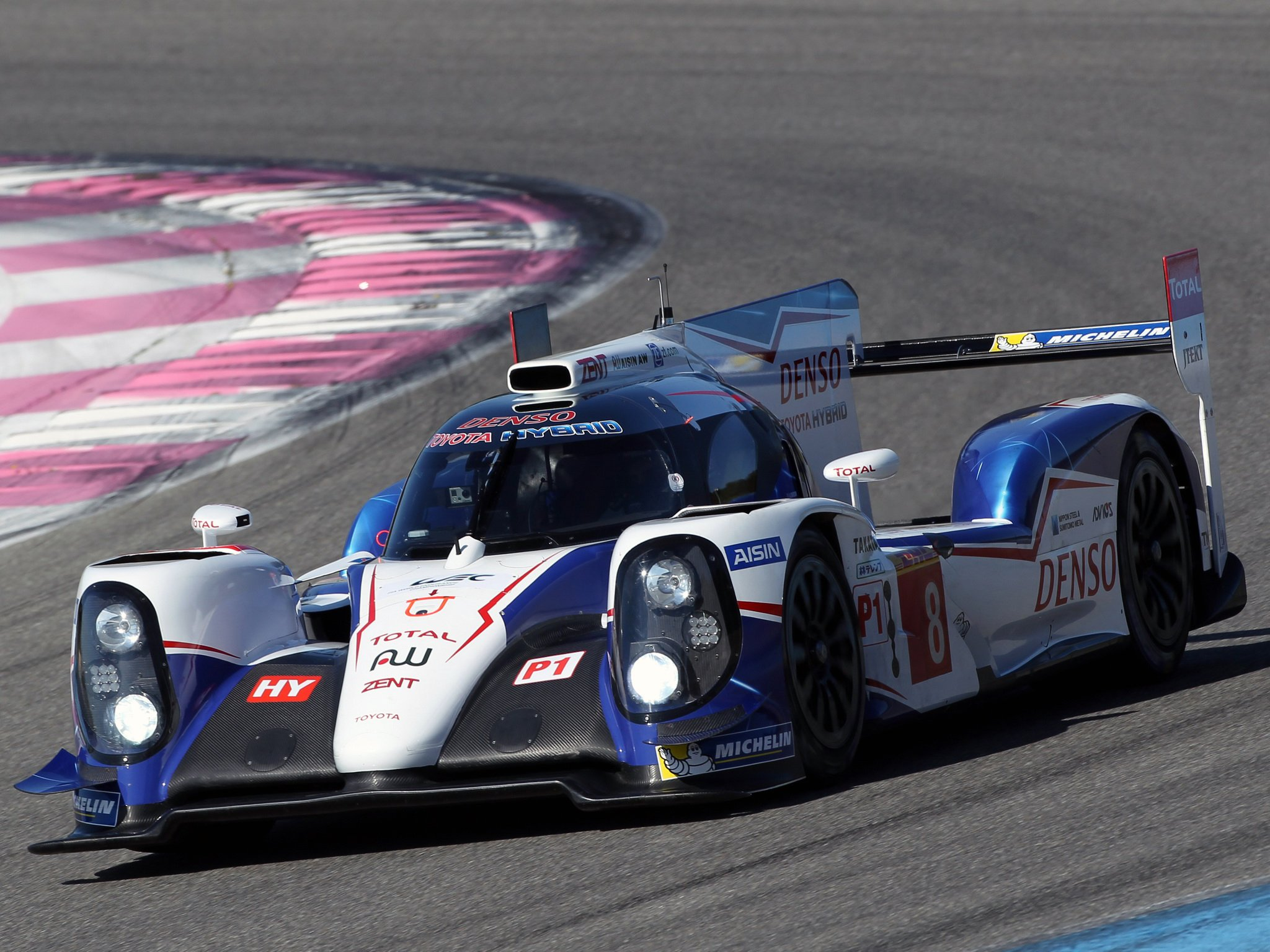 HQ Toyota TS040 Hybrid Wallpapers | File 422.11Kb