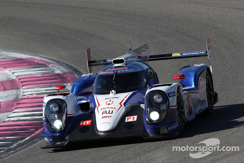 Nice wallpapers Toyota TS040 Hybrid 800x533px