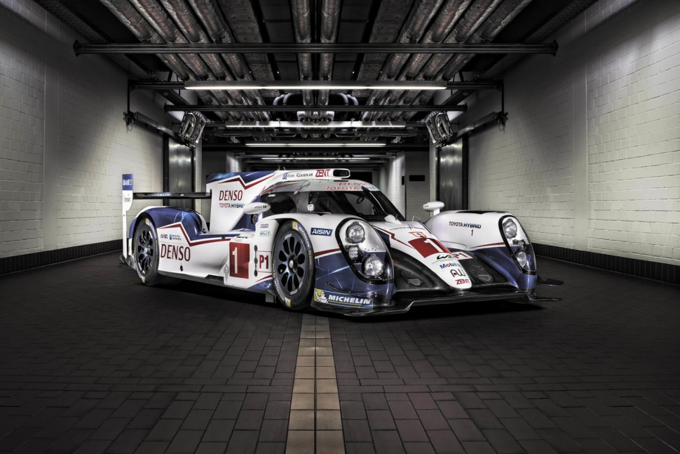 Nice Images Collection: Toyota TS040 Hybrid Desktop Wallpapers