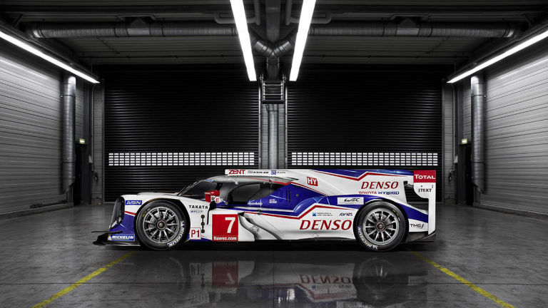HQ Toyota TS040 Hybrid Wallpapers | File 68.83Kb