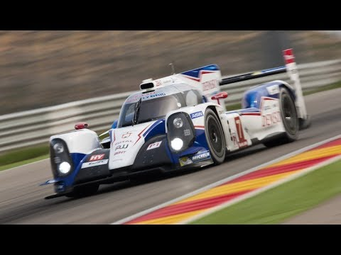 Amazing Toyota TS040 Hybrid Pictures & Backgrounds