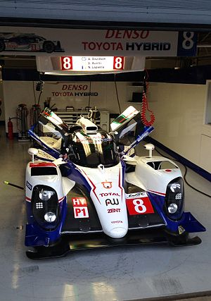 Nice wallpapers Toyota TS040 Hybrid 300x427px