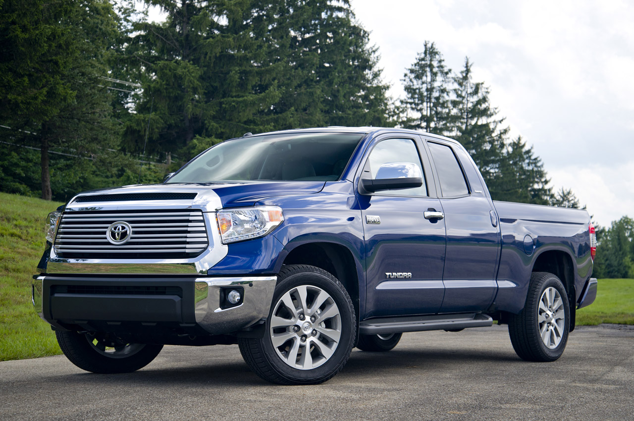 Amazing Toyota Tundra Pictures & Backgrounds