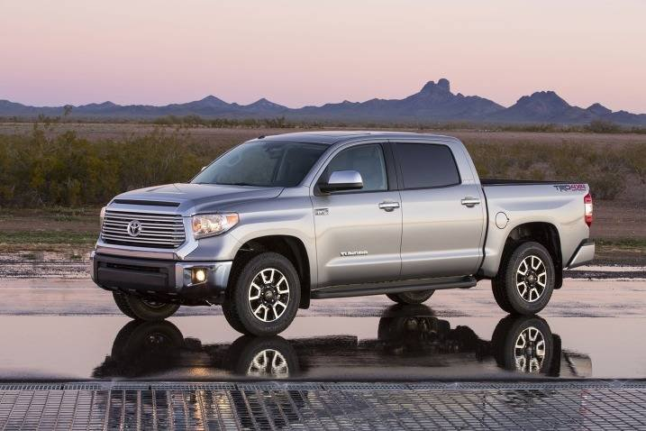 Images of Toyota Tundra | 717x478