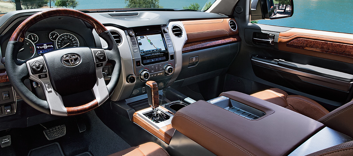 Images of Toyota Tundra | 1128x500