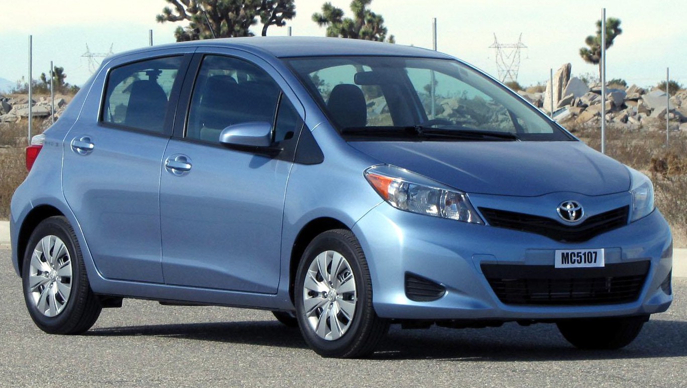 Amazing Toyota Yaris Pictures & Backgrounds