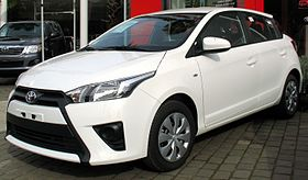 Toyota Yaris Backgrounds on Wallpapers Vista