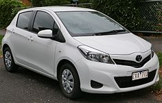Toyota Yaris Backgrounds, Compatible - PC, Mobile, Gadgets| 236x150 px