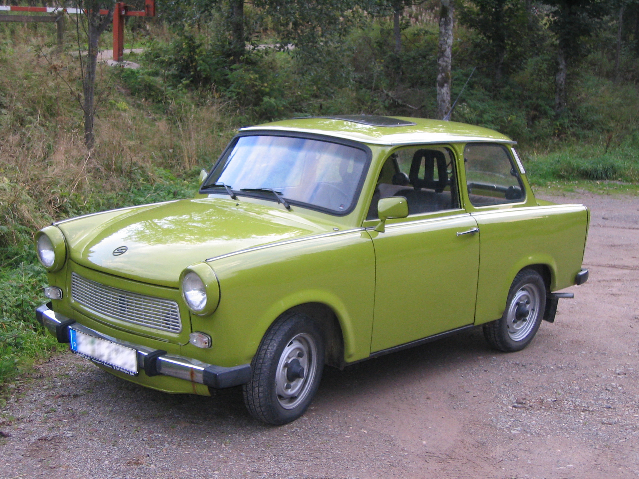 Trabant 601 Backgrounds on Wallpapers Vista
