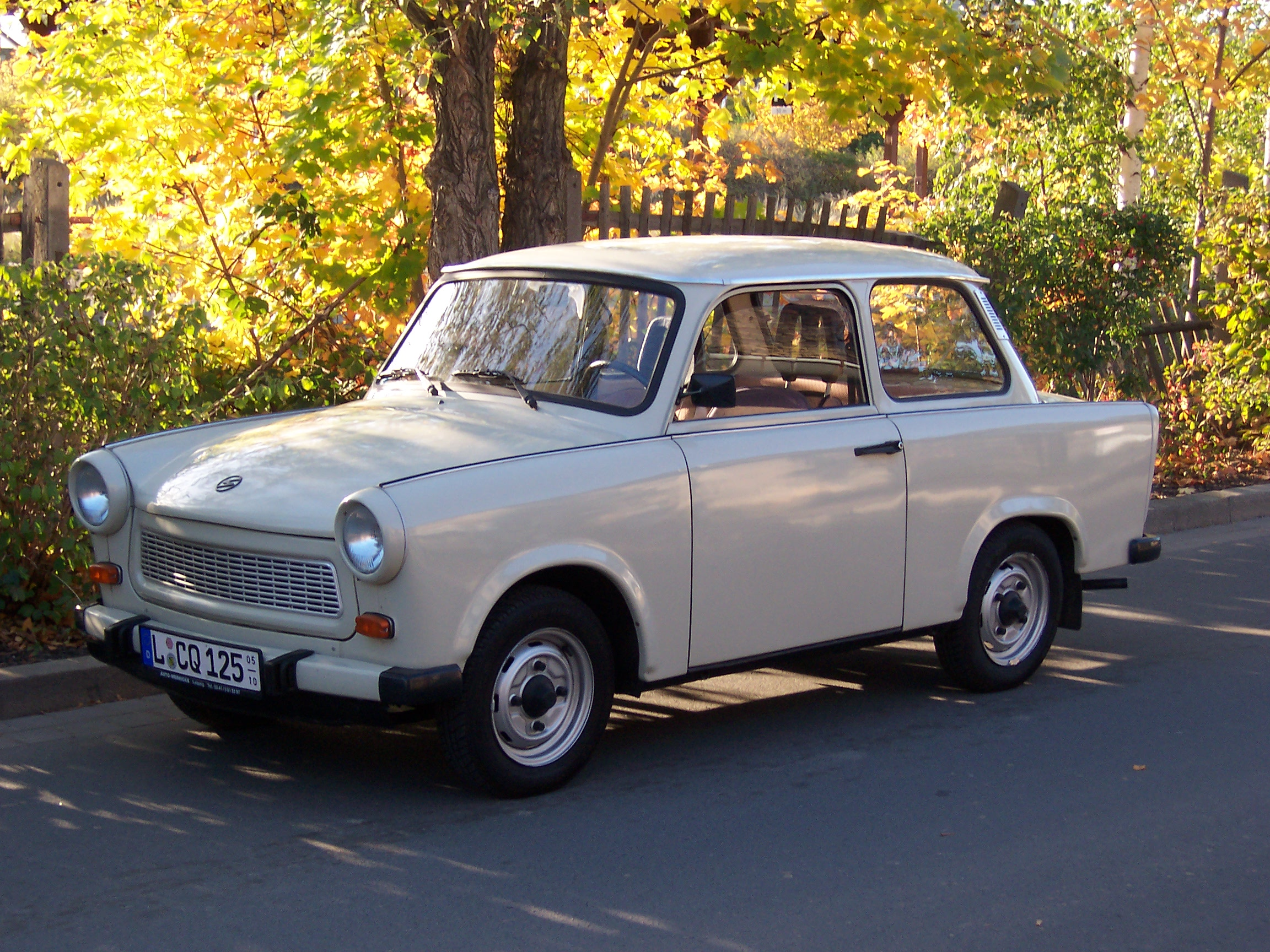 Nice Images Collection: Trabant 601 Desktop Wallpapers