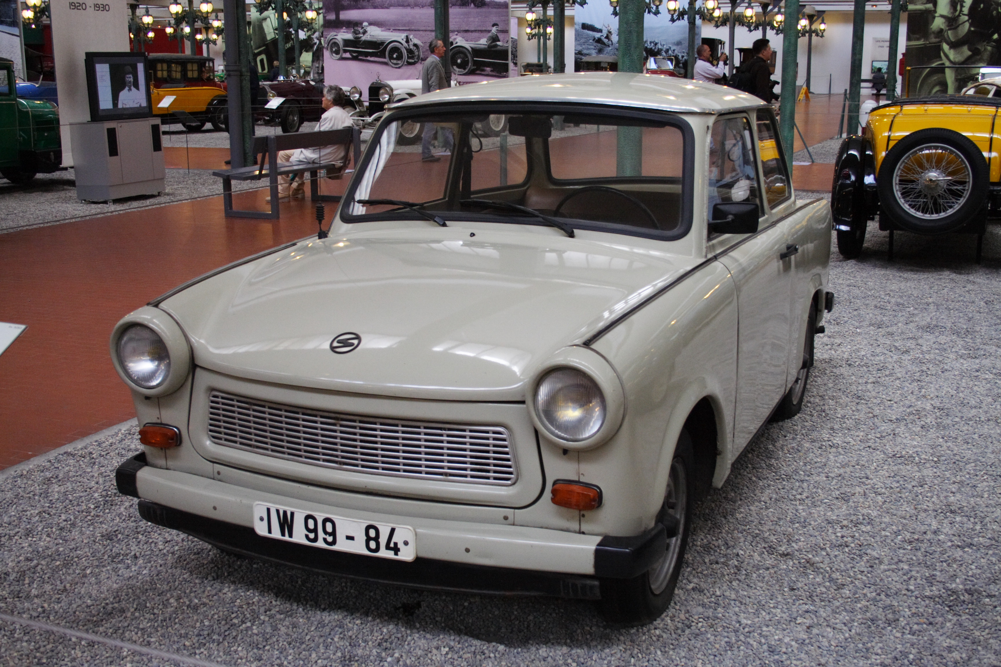 Trabant 601 Backgrounds, Compatible - PC, Mobile, Gadgets| 3456x2304 px