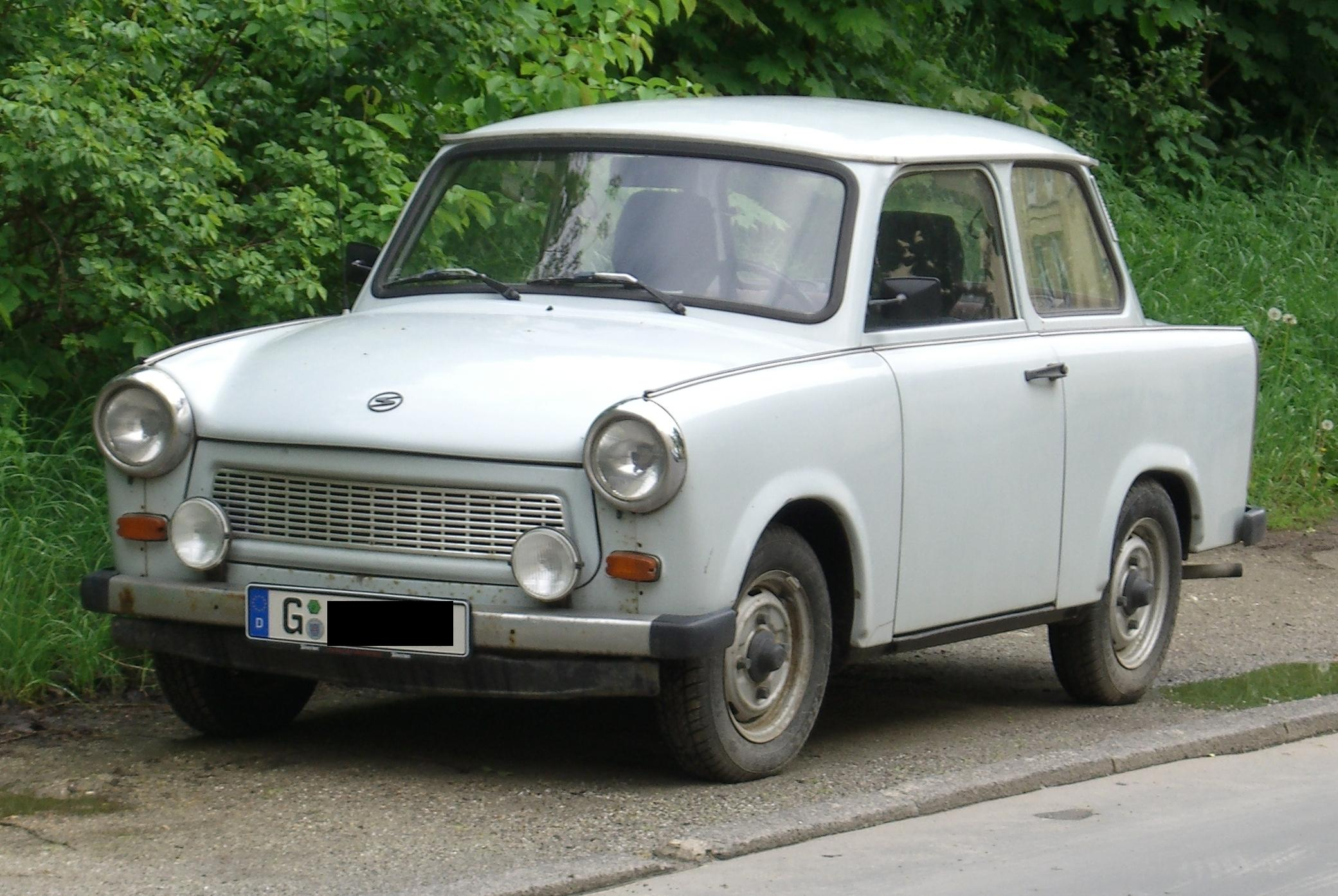 Trabant 601 Pics, Vehicles Collection
