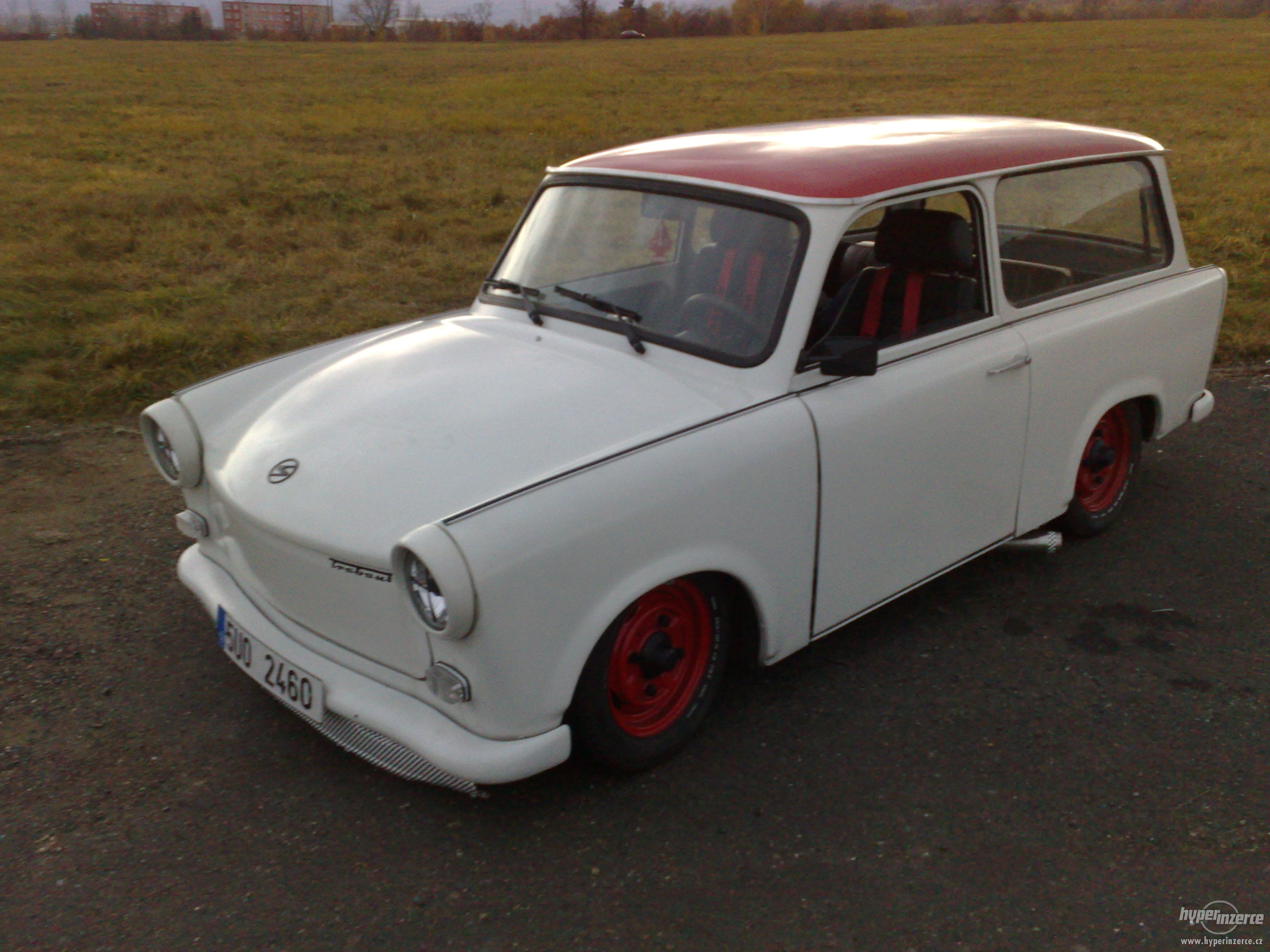 HD Quality Wallpaper | Collection: Vehicles, 2592x1944 Trabant 601