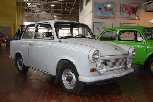 Images of Trabant 601 | 500x333
