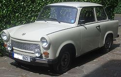 250x158 > Trabant 601 Wallpapers