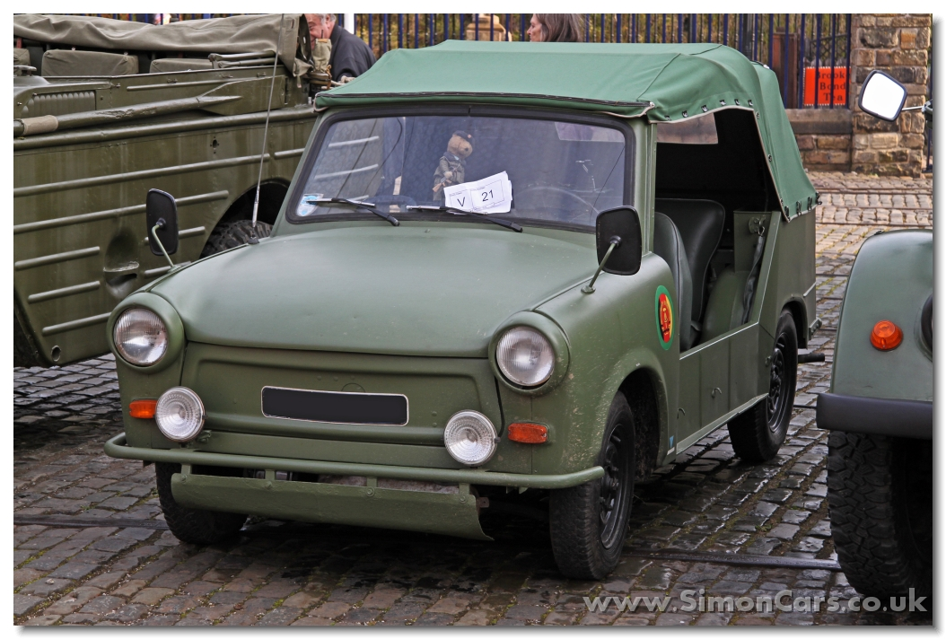 Amazing Trabant 601 Pictures & Backgrounds