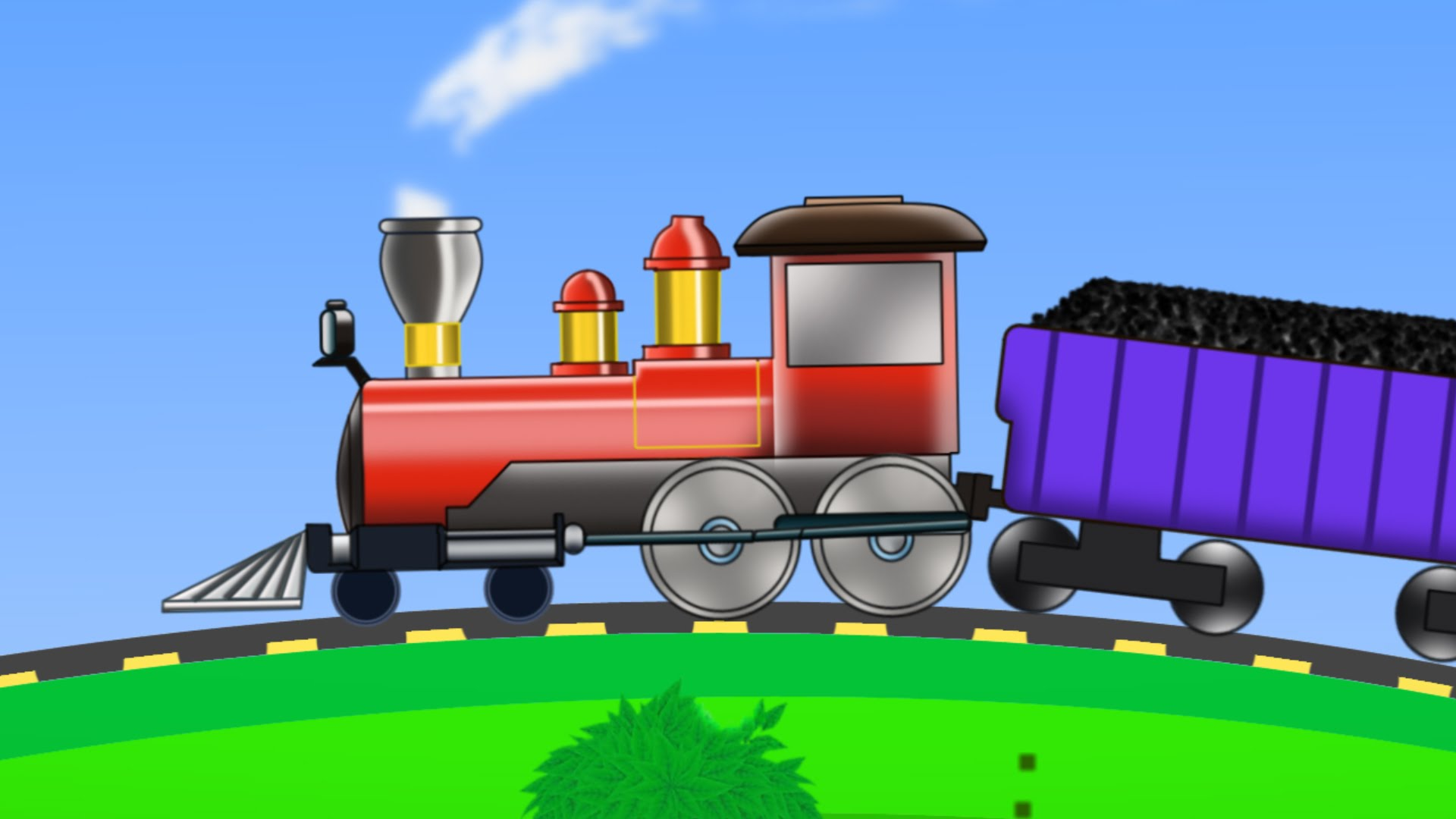 Train High Quality Background on Wallpapers Vista