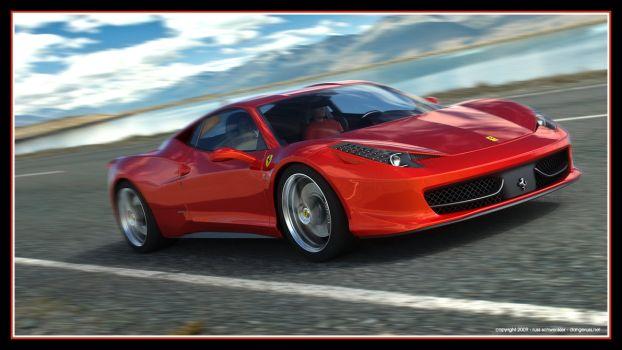 Trainyard Ferrari  High Quality Background on Wallpapers Vista