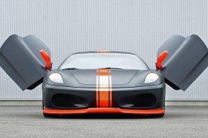 Nice wallpapers Trainyard Ferrari  300x200px