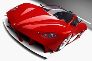 HD Quality Wallpaper | Collection: Vehicles, 300x200 Trainyard Ferrari