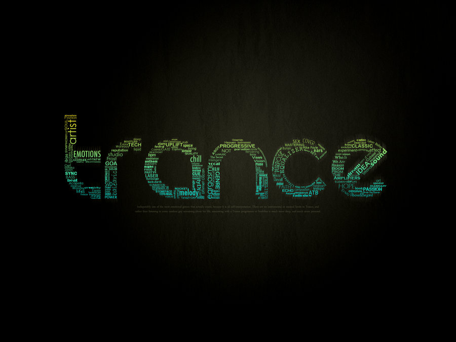 HD Quality Wallpaper | Collection: Music, 900x675 Trance