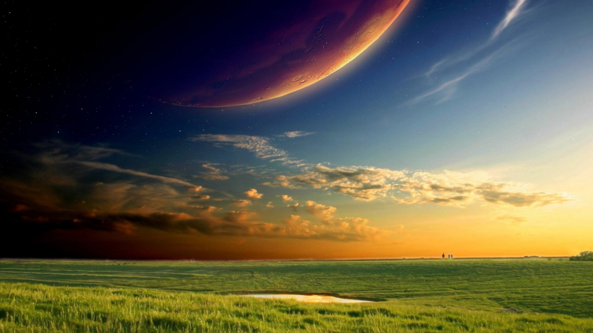 Nice Images Collection: Tranquil Desktop Wallpapers