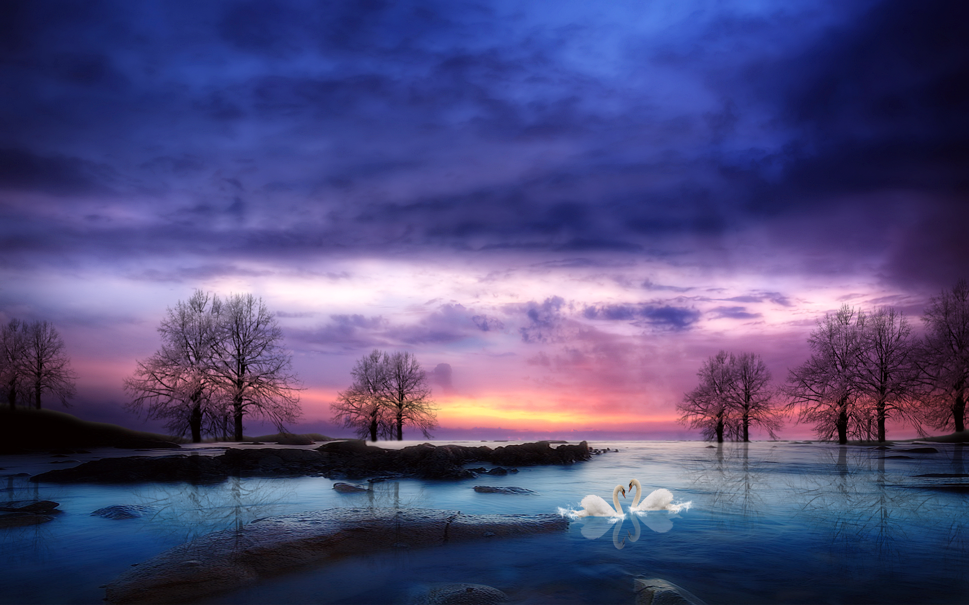 HQ Tranquil Wallpapers   File 1698.23Kb