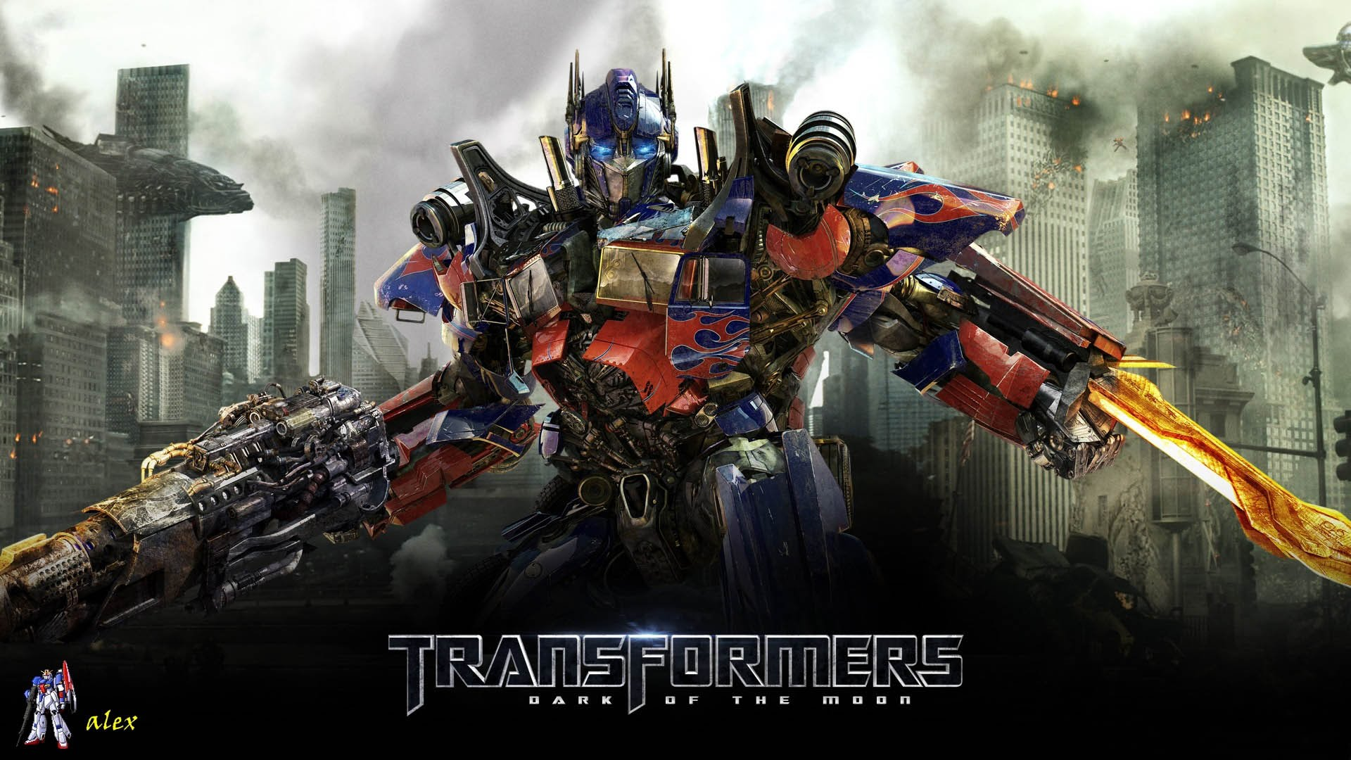 Nice wallpapers Transformers 1920x1080px