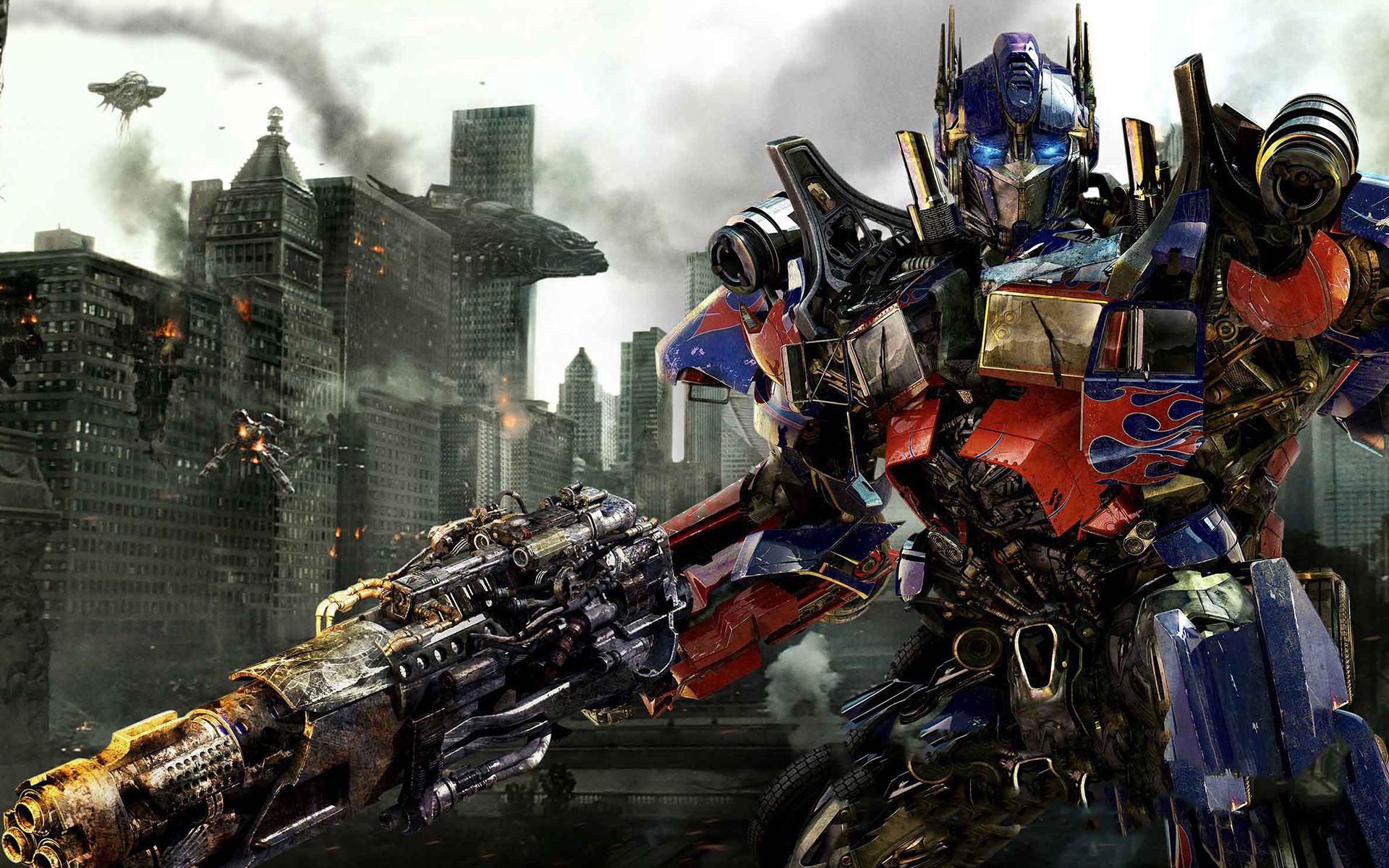HQ Transformers Wallpapers | File 1050.39Kb
