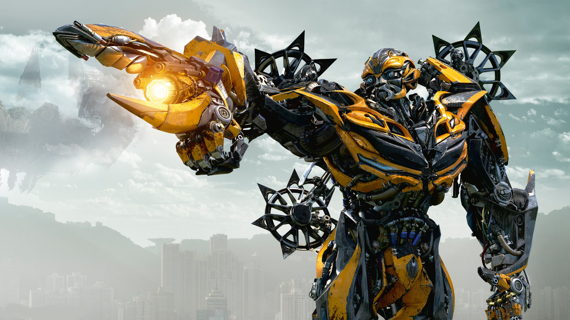 Nice Images Collection: Transformers Desktop Wallpapers