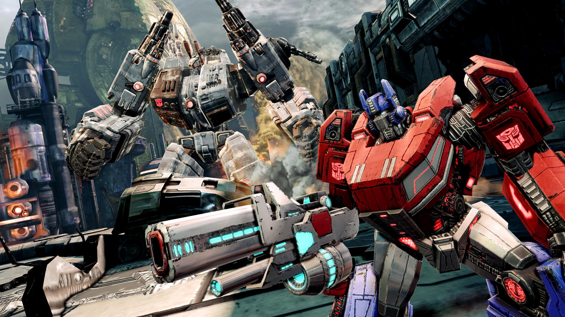 Transformers Fall Of Cybertron Wallpapers Video Game Hq