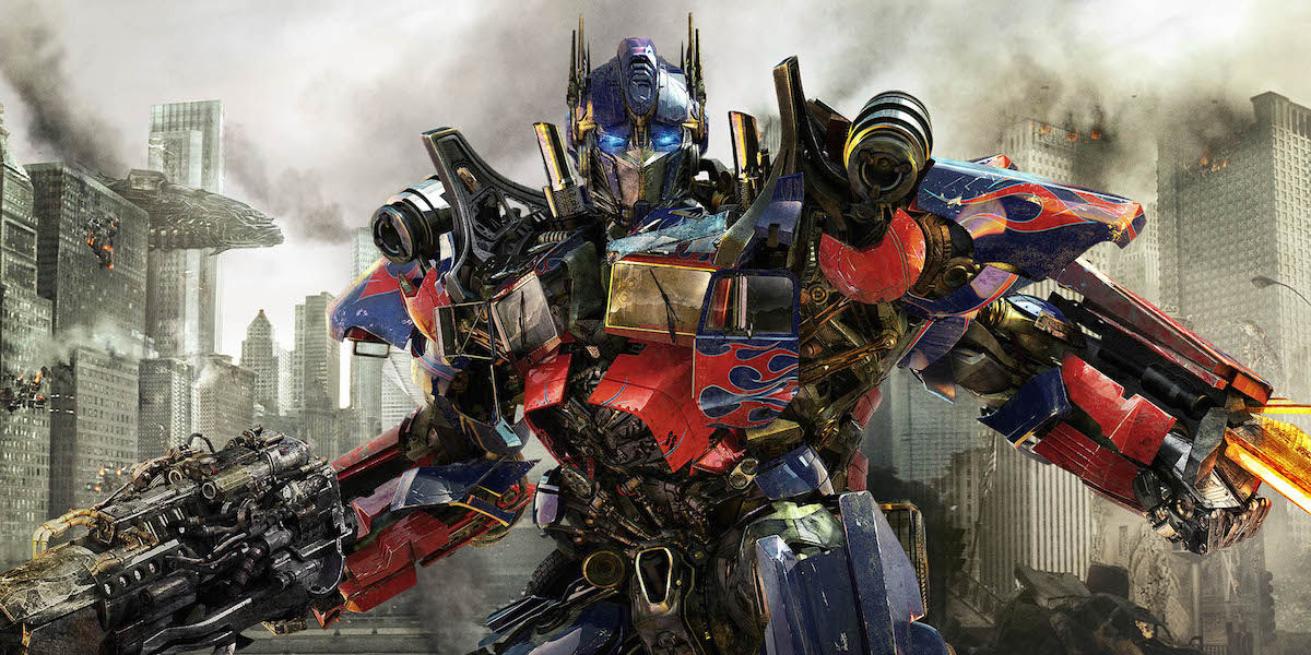 Nice wallpapers Transformers 1200x600px