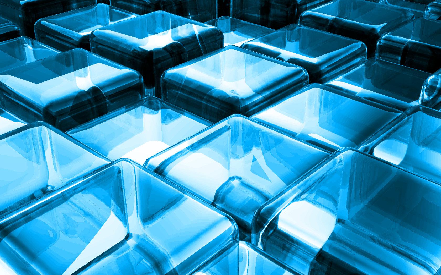 Amazing Transparent Cubes Pictures & Backgrounds